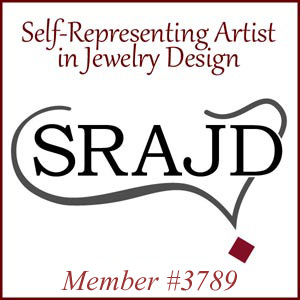 Self-Representing Artist in Jewelry Design Member #3789